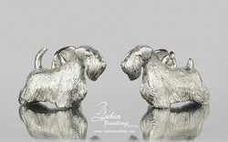 3D Sealyham terrier