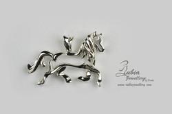 A.N. Small horse