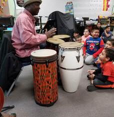 Harold Drumming