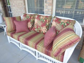 Porch Cushions