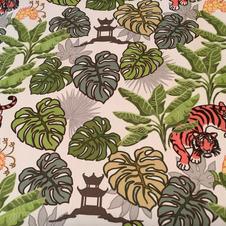 Tigers and Pagodas