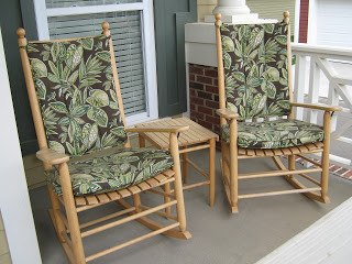 Porch Cushions With Outdoor Foam