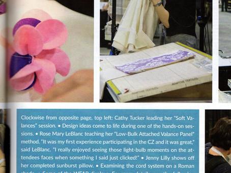 My Photo in Vision Magazine