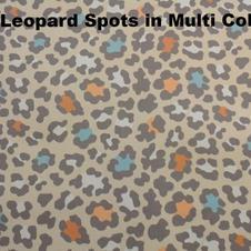 Leopard Spots Multi