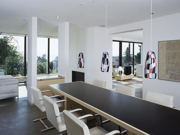 Umbau, Esszimmer, Architektur, Innenarchitektur/Möbeldesign, Farb/Materialkonzept