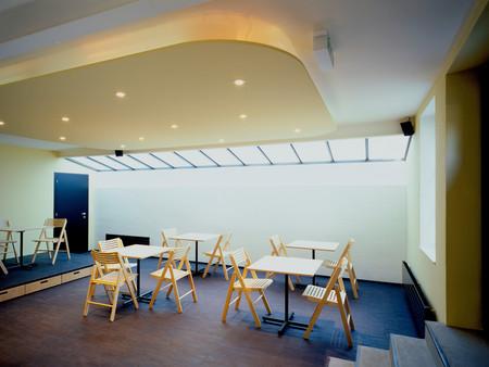 Umbau, Kulturraum, Architektur, Innenarchitektur/Möbeldesign, Farb/Materialkonzept