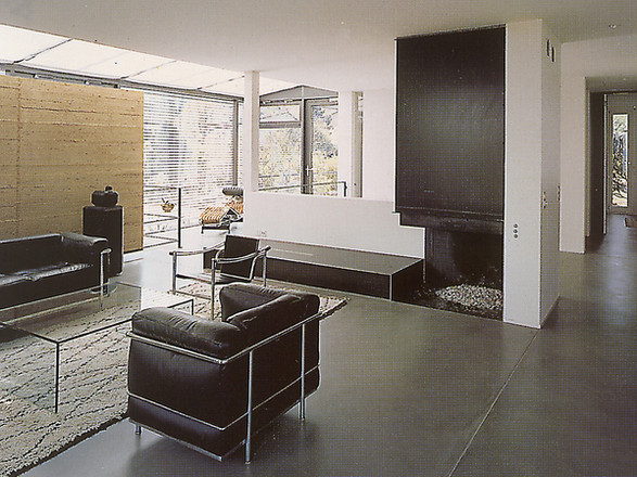 Umbau, Anbau, Architektur, Innenarchitektur, Farb/Materialkonzept