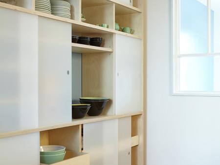 Möbeldesign, Farb/Materialkonzept