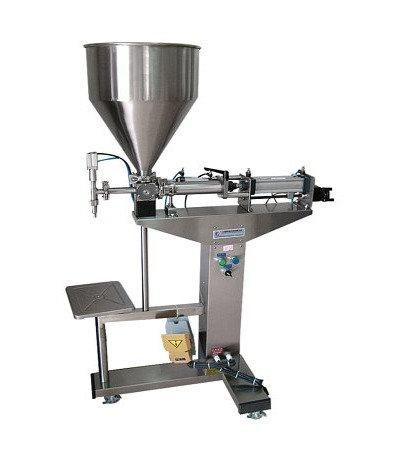 Semi-Auto Paste Filling Machine