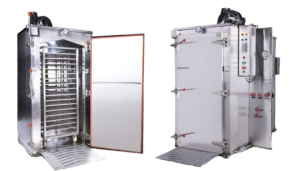 Single Door Cabinet Steamer