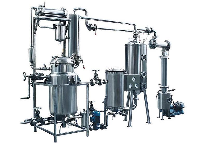Multi-purpose Distilling and Concentrating Machine