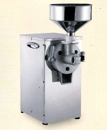 Dual-use Grinding Machine (wet/dry material)