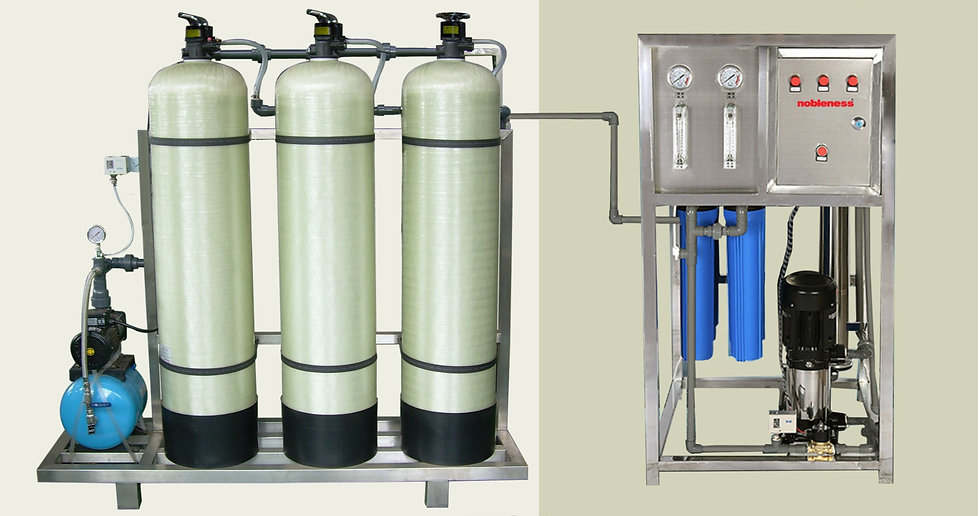 Water Filtration & Ro System