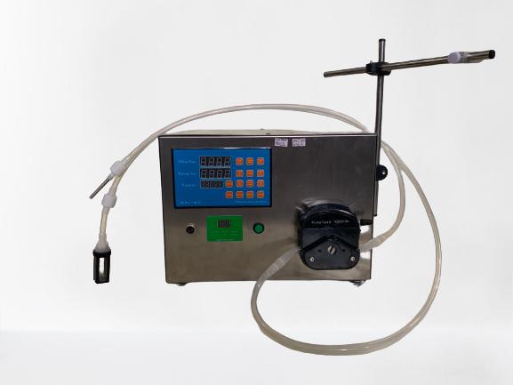 Liquid Filling Machine (Pump model)