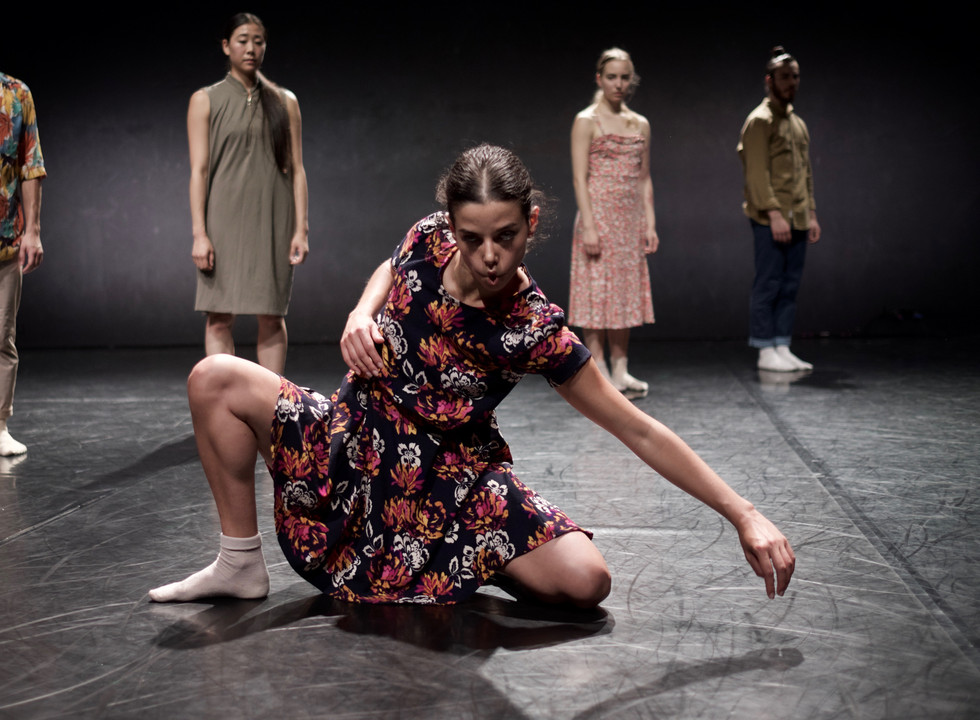 """SIEBEN"" Jill Crovisier Choreography"