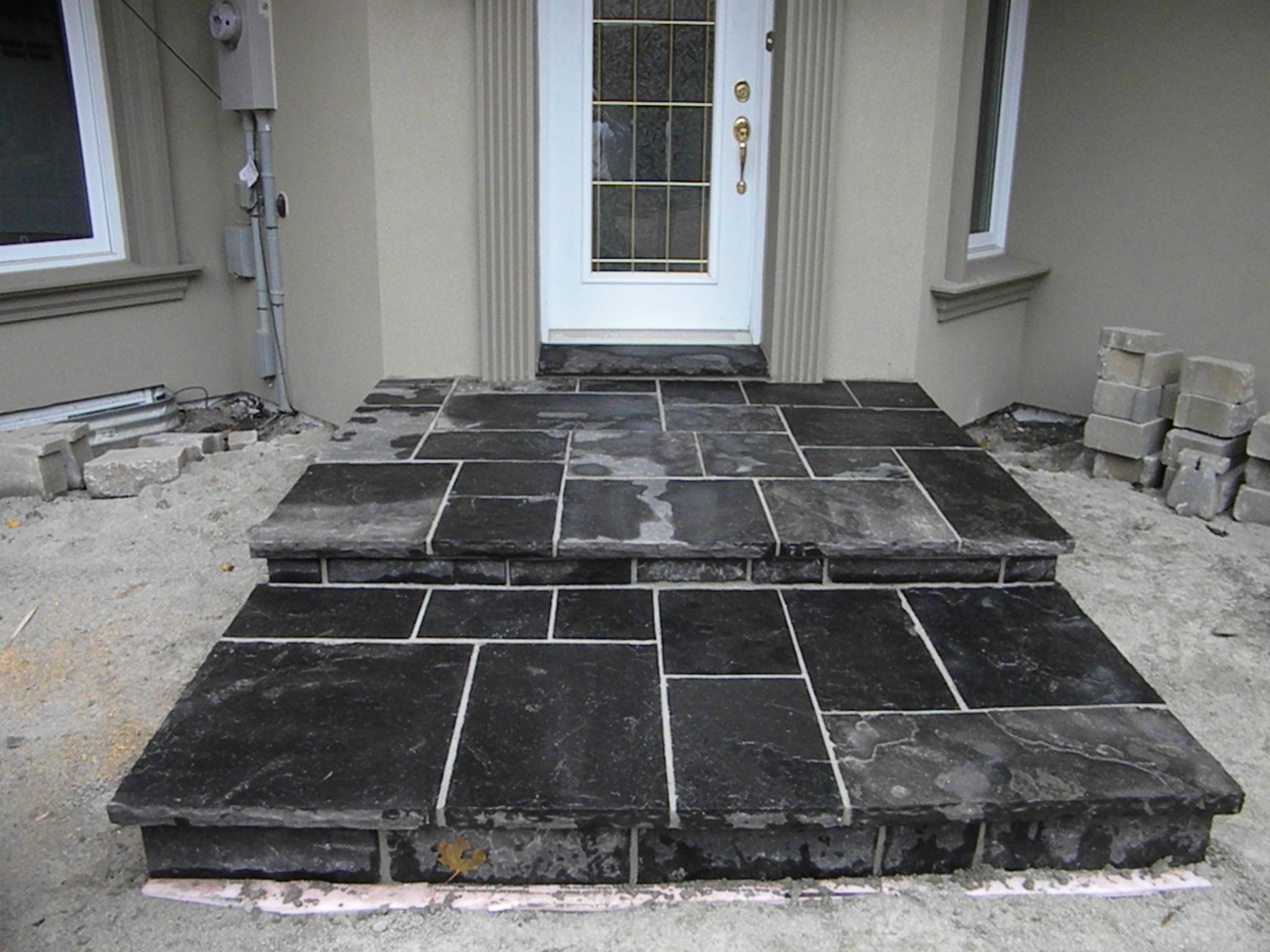Owensound Square Cut - Black