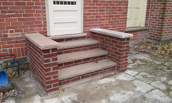 Renewed steps