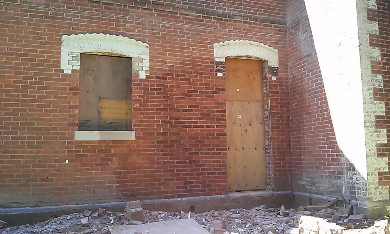 Door Opening - After