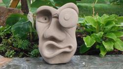 Abstract head 2 - original artwork