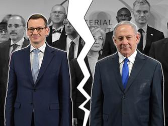 משבר פולין: כמו לשפוך בנזין על גחלים לוחשות