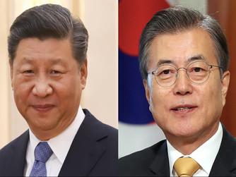 הסכם בין בייג'ין וסיאול מסמן את חידוש הסחר לאחר הקורונה