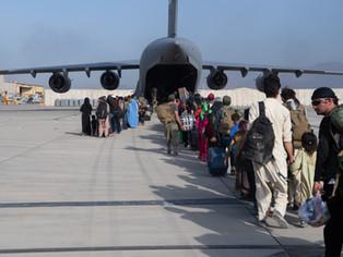 הנסיגה מאפגניסטאן מסמלת את קץ עידן הפקס-אמריקנה