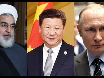 שלוש המדינות שהרגו את השלום העולמי