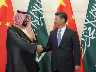 בחסות הקורונה: סין מתבססת במזרח התיכון