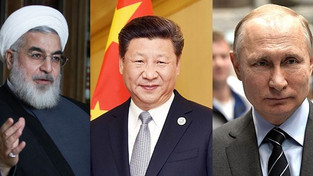 How China, Russia, and Iran are Undermining World Peace