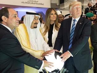 תוכנית השלום של טראמפ תלויה במנהיגי ערב