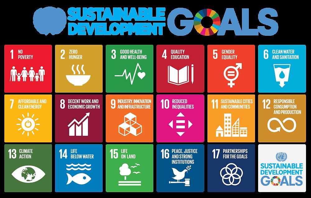 """17 יעדי קיימות בת קיימא של האו""""ם"""