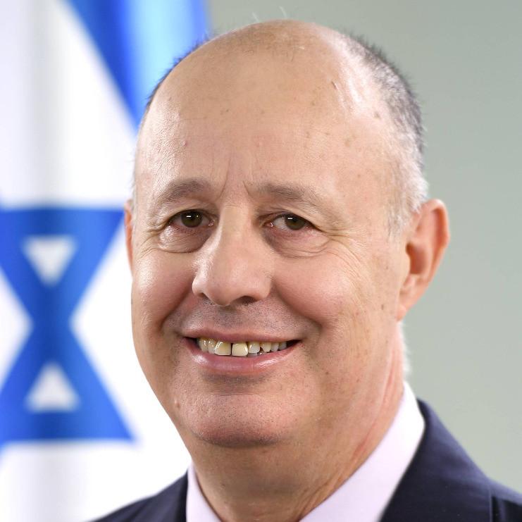 Minister Tzachi Hanegbi
