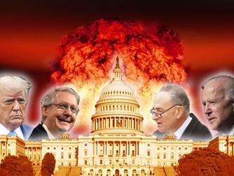 """פתרון 52 המדינות: ה""""אופציה הגרעינית"""" של הדמוקרטים"""