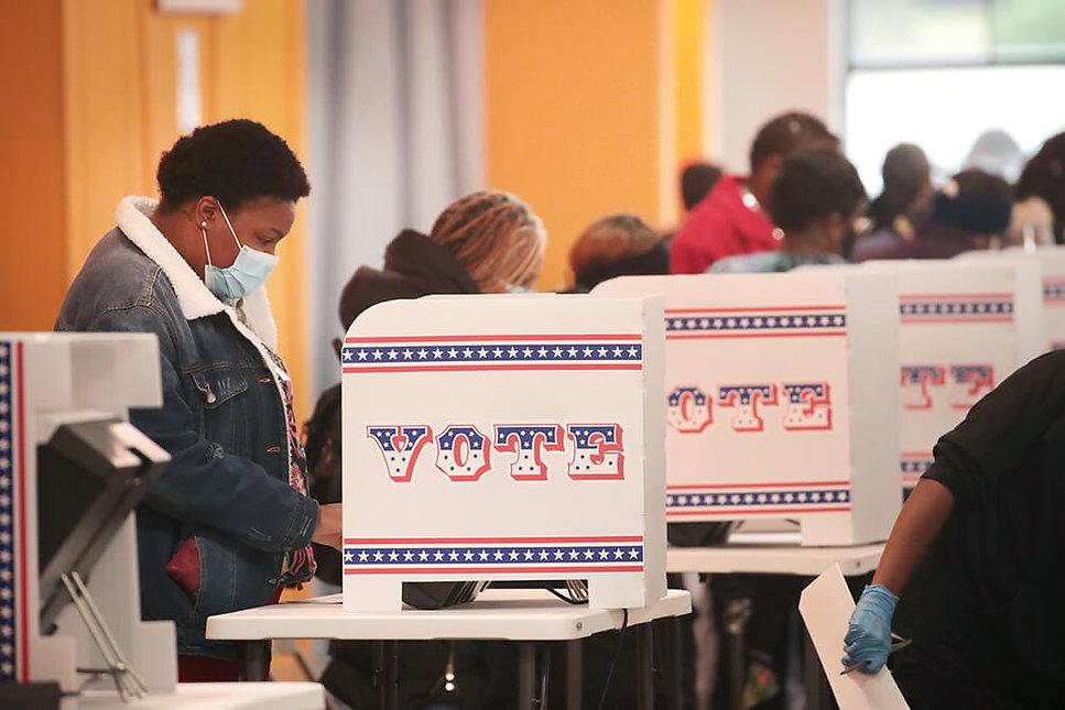Early voting in Wisconsin October 20 Get