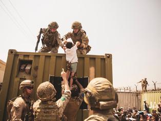 """""""אחרי עשרים שנה באפגניסטאן, חזרנו בדיוק לאותה נקודה. זו טרגדיה"""""""