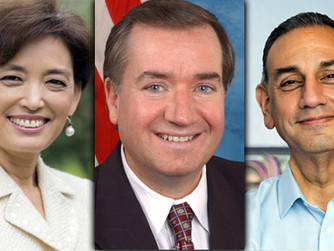 California's 39th District: With Ed Royce's Retirement, Israel Loses A Powerful Ally