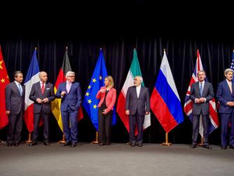 איראן חושקת שיניים - ומחכה לנפילת טראמפ