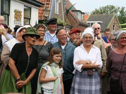 viering in de dorpen
