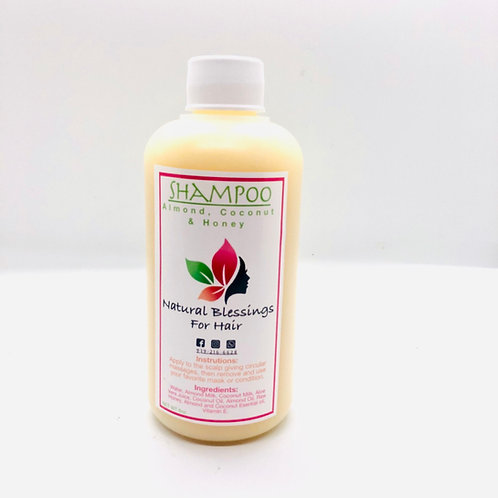 Hydration Complete Shampoo Almond, Coconut & Honey