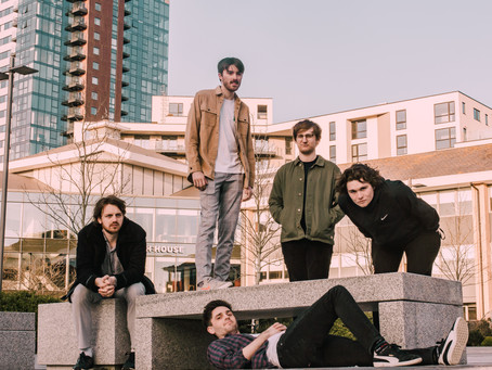 Indie-Rock Band 'The Silver Bars' Deliver Ironic New Single 'The Morning'