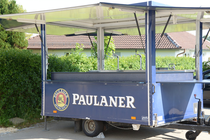 "Pilswagen ""Paulaner"""