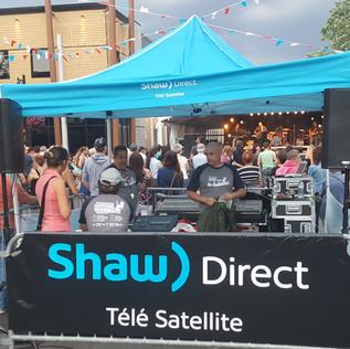 Télé Satellite Shaw Direct