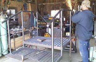 Welding farication Mig Tig Portable