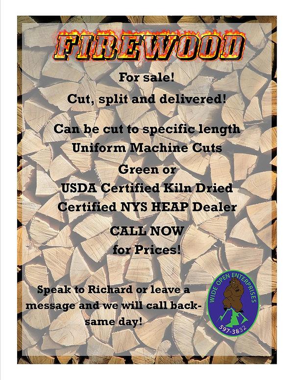 Firewood Kiln Dried Crown Point