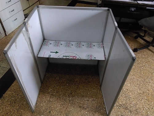 Secure promotion table