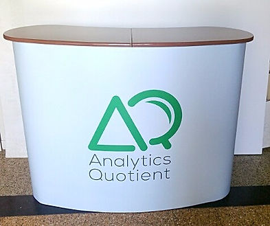 Curved Magnetic reception table