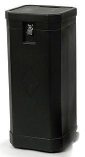 Square PVC case