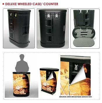 Deluxe PVC Podium case