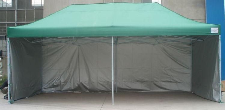 10 x 20 feet Gazebo tent with three side covers