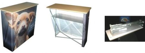 Flex Popup Portable Table
